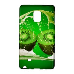Kiwi Fruit Vitamins Healthy Cut Galaxy Note Edge