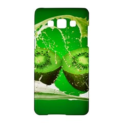 Kiwi Fruit Vitamins Healthy Cut Samsung Galaxy A5 Hardshell Case
