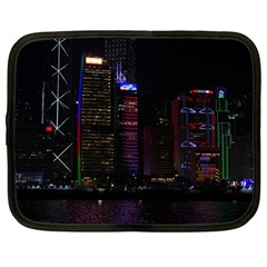 Hong Kong China Asia Skyscraper Netbook Case (large)