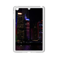 Hong Kong China Asia Skyscraper Ipad Mini 2 Enamel Coated Cases
