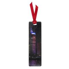 Hong Kong China Asia Skyscraper Small Book Marks
