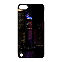 Hong Kong China Asia Skyscraper Apple Ipod Touch 5 Hardshell Case With Stand