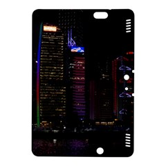 Hong Kong China Asia Skyscraper Kindle Fire Hdx 8 9  Hardshell Case