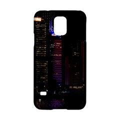 Hong Kong China Asia Skyscraper Samsung Galaxy S5 Hardshell Case
