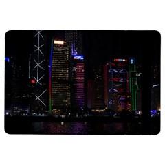 Hong Kong China Asia Skyscraper Ipad Air Flip