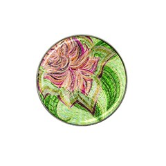 Colorful Design Acrylic Hat Clip Ball Marker