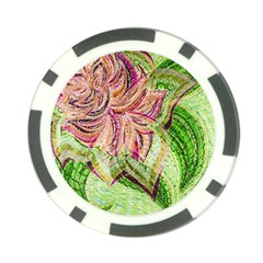 Colorful Design Acrylic Poker Chip Card Guards (10 Pack)