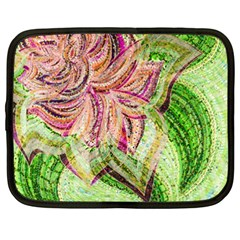 Colorful Design Acrylic Netbook Case (xxl)