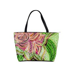 Colorful Design Acrylic Shoulder Handbags