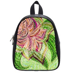 Colorful Design Acrylic School Bags (small)