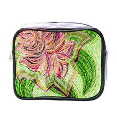 Colorful Design Acrylic Mini Toiletries Bags