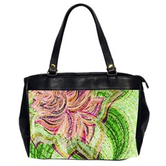 Colorful Design Acrylic Office Handbags (2 Sides)