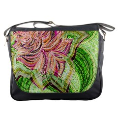 Colorful Design Acrylic Messenger Bags