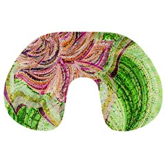 Colorful Design Acrylic Travel Neck Pillows