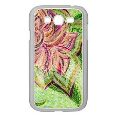 Colorful Design Acrylic Samsung Galaxy Grand Duos I9082 Case (white)