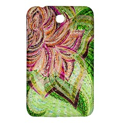Colorful Design Acrylic Samsung Galaxy Tab 3 (7 ) P3200 Hardshell Case