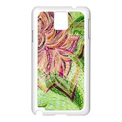Colorful Design Acrylic Samsung Galaxy Note 3 N9005 Case (white)