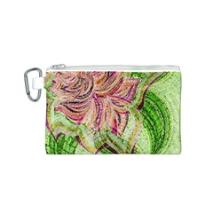 Colorful Design Acrylic Canvas Cosmetic Bag (s)