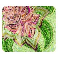 Colorful Design Acrylic Double Sided Flano Blanket (small)