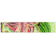 Colorful Design Acrylic Flano Scarf (large)