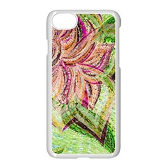 Colorful Design Acrylic Apple Iphone 7 Seamless Case (white)