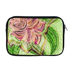 Colorful Design Acrylic Apple Macbook Pro 17  Zipper Case