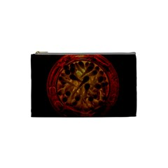 Light Picture Cotton Buds Cosmetic Bag (small)