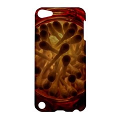 Light Picture Cotton Buds Apple Ipod Touch 5 Hardshell Case