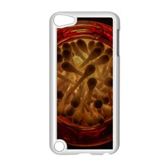 Light Picture Cotton Buds Apple Ipod Touch 5 Case (white)