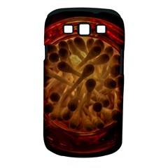 Light Picture Cotton Buds Samsung Galaxy S Iii Classic Hardshell Case (pc+silicone)