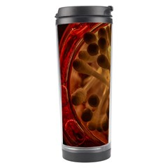 Light Picture Cotton Buds Travel Tumbler