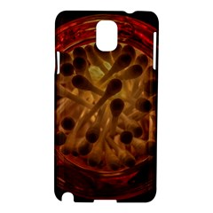 Light Picture Cotton Buds Samsung Galaxy Note 3 N9005 Hardshell Case