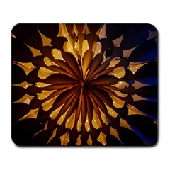 Light Star Lighting Lamp Large Mousepads