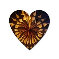 Light Star Lighting Lamp Heart Magnet