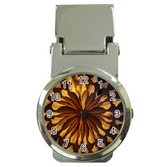 Light Star Lighting Lamp Money Clip Watches