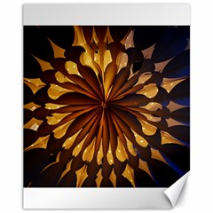Light Star Lighting Lamp Canvas 11  X 14