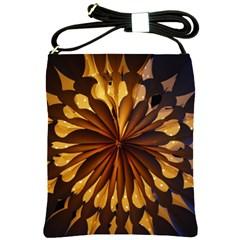 Light Star Lighting Lamp Shoulder Sling Bags
