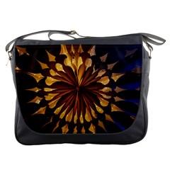 Light Star Lighting Lamp Messenger Bags