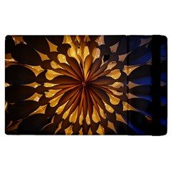 Light Star Lighting Lamp Apple Ipad 3/4 Flip Case