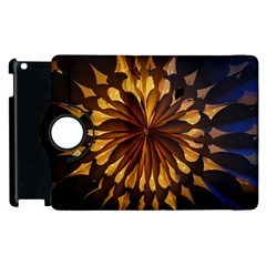 Light Star Lighting Lamp Apple Ipad 3/4 Flip 360 Case