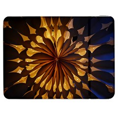 Light Star Lighting Lamp Samsung Galaxy Tab 7  P1000 Flip Case