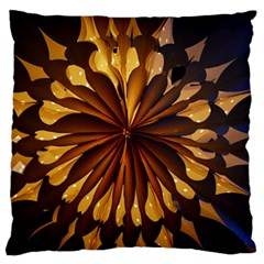 Light Star Lighting Lamp Large Flano Cushion Case (one Side)