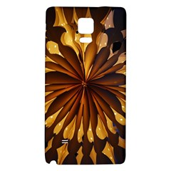 Light Star Lighting Lamp Galaxy Note 4 Back Case