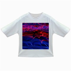 Lights Abstract Curves Long Exposure Infant/toddler T Shirts