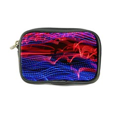 Lights Abstract Curves Long Exposure Coin Purse