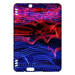 Lights Abstract Curves Long Exposure Kindle Fire Hdx Hardshell Case