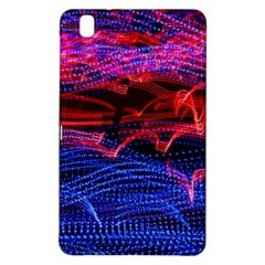 Lights Abstract Curves Long Exposure Samsung Galaxy Tab Pro 8 4 Hardshell Case