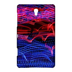 Lights Abstract Curves Long Exposure Samsung Galaxy Tab S (8 4 ) Hardshell Case