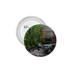Landscape Summer Fall Colors Mill 1.75  Buttons