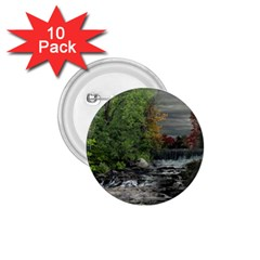 Landscape Summer Fall Colors Mill 1 75  Buttons (10 Pack)